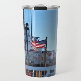 The Diligence At Homeport Travel Mug