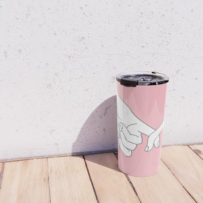 Pinky Promise 2 Travel Mug