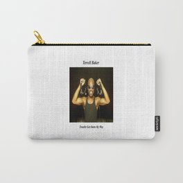 Terrell Baker - Trouble Get Outta My Way Album Cover Artwork Carry-All Pouch