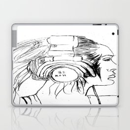 Lena Laptop & iPad Skin