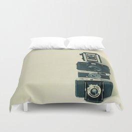 Camera Love Duvet Cover