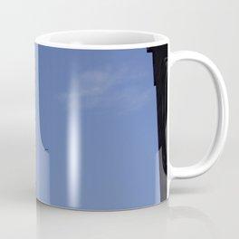 Birds and the Tower Coffee Mug