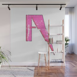 A to Z(iggy) Wall Mural