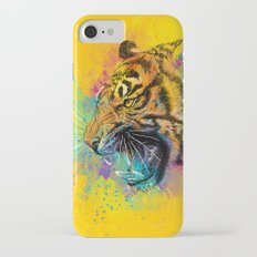Angry Tiger Slim Case iPhone 7