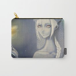 Undersea glow Carry-All Pouch