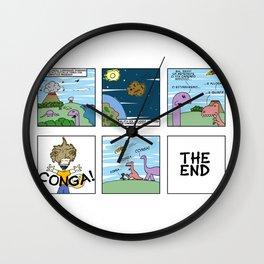 Conga! Wall Clock
