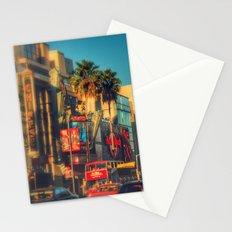 Hollywood Boulevard Stationery Cards