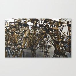 Ai WeiWei Canvas Print