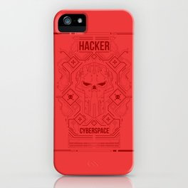 Your gift for devs | hacker iPhone Case