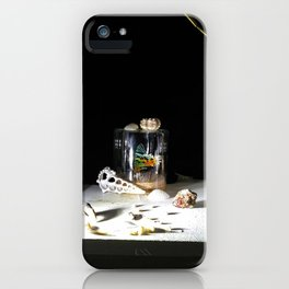 Vanitas I iPhone Case