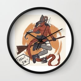 Silmarillion, Gothmog, Halloween, fanart Wall Clock