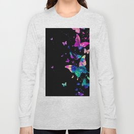 Abstract Design #28 Long Sleeve T-shirt