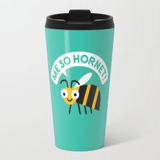 Full Metal Yellow Jacket Travel Mug