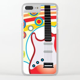 Guitar Clear iPhone Case