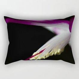 Christmas Cactus Ballet Rectangular Pillow