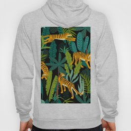 Tigers In The Jungle Hoody