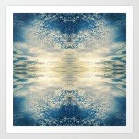 fractal Art Prints featuring Fractal by GBret