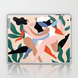 Take time to dance Laptop & iPad Skin