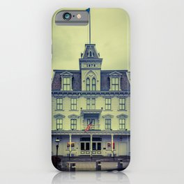 Goodspeed Opera House East Haddam Connecticut Theatre iPhone Case