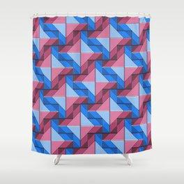 Geometrix XXIX Shower Curtain