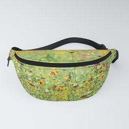 Wildflowers In The Spring Fanny Pack
