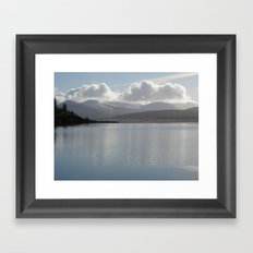 Loch Doon Framed Art Print