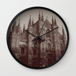 Milan Duomo, Milan Wall Clock
