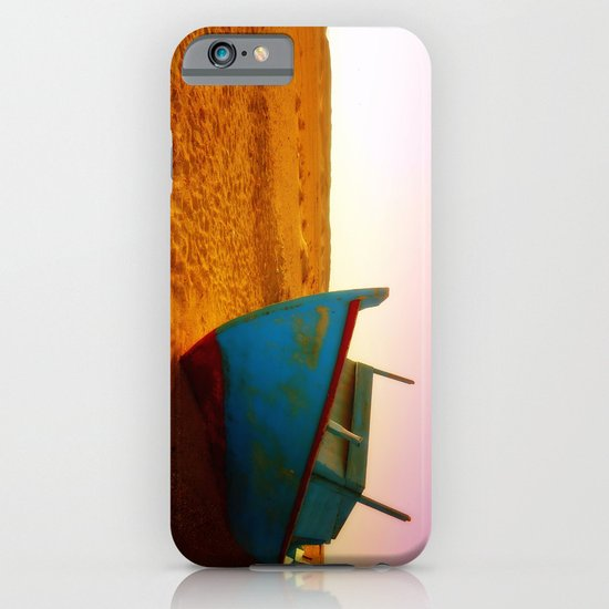 sailing the sand iPhone & iPod Case