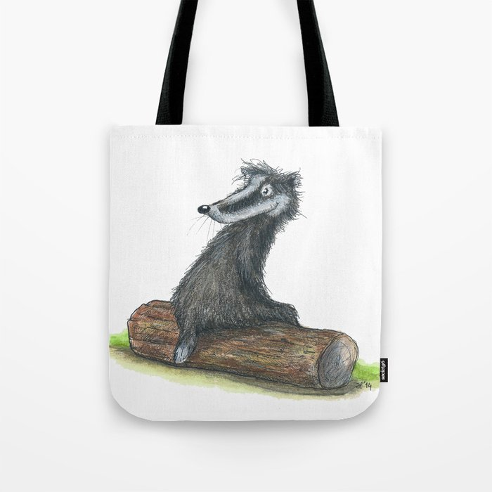 Badgers Date Tote Bag
