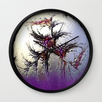 globe Wall Clocks featuring Natural Globe by LoRo  Art & Pictures