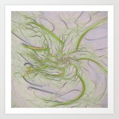 Spiral Abstract Art Print