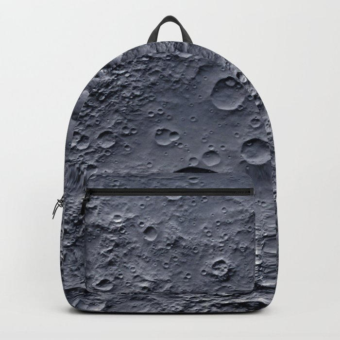 Moon Surface Backpack