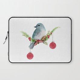 Christmas Bird - Winterland Laptop Sleeve