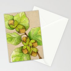 Corylus Avellana Stationery Cards