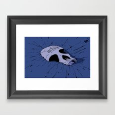Epic Air Battle Framed Art Print