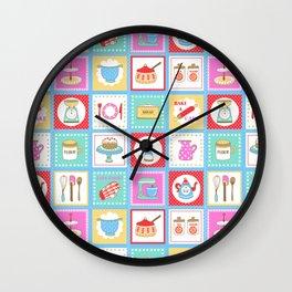Kitchenalia Wall Clock