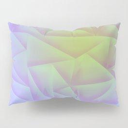 Pastel Polly Pillow Sham
