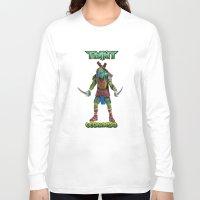 ninja turtle Long Sleeve T-shirts featuring teen age,mutant,ninja turtle by store2u