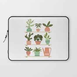 Plant Shelves Laptop Sleeve