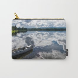 Tranquility At Its Best - Alaska Carry-All Pouch