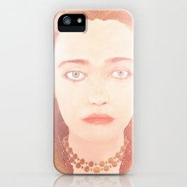 The Witcher Russia: Inanna iPhone Case