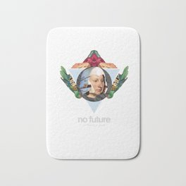 No future (Without a past) Bath Mat