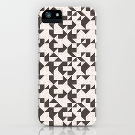 DEEP ORANGE iPhone Case