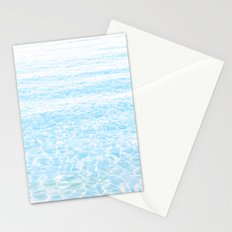 peaceful sea Stationery Cards