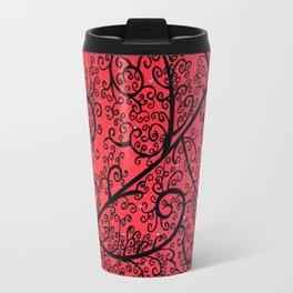 'Red'y, Steady, Grow Travel Mug
