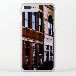 Downtown Versailles Kentucky Clear iPhone Case