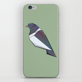 Kereru Origami iPhone Skin