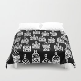 Time for a brew? Potions Duvet Cover