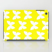 butterfly iPad Cases featuring Butterfly by Naked N Pieces