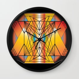 All In One  Wall Clock